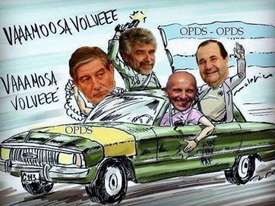 OPDS: Denuncian que funcionarios de Vidal preparan el terreno para millonarios negociados