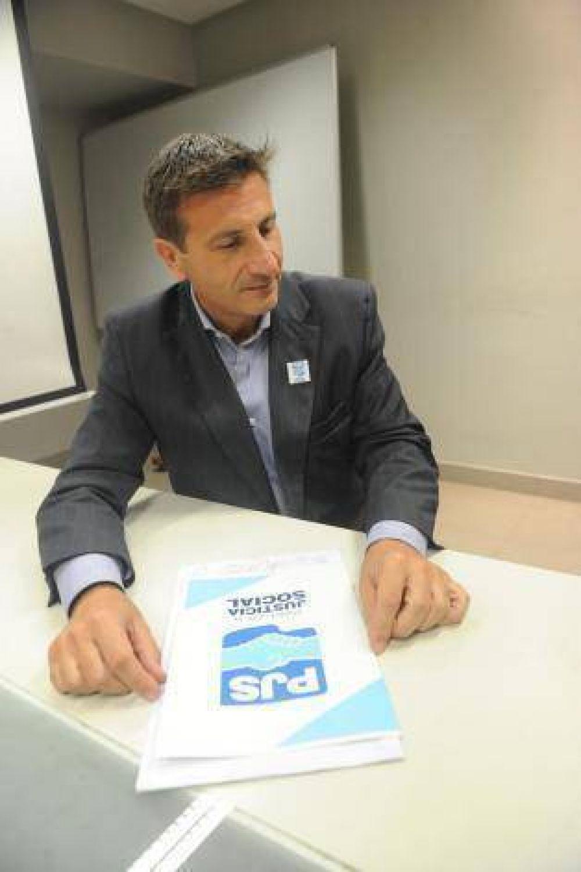 PJS, el partido de Alfaro, quedó inscripto en el Día de la Lealtad del peronismo