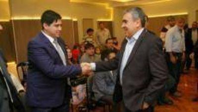 Alfaro puso en funcionamiento la nueva Dirección de la Juventud