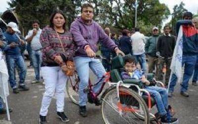 La provincia ya tiene su propia f�brica de sillas de ruedas y camillas