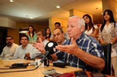 D�a de furia: Jalile amenaz� de muerte a hijos de gremialistas