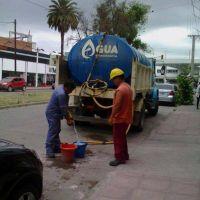 Escasez de agua caus� molestias en los vecinos