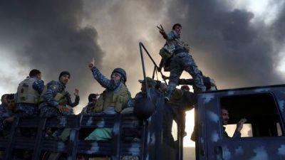 """El ISIS resiste: utiliza """"chicos-bomba"""" y civiles como escudos humanos en Mosul"""