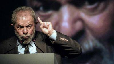 Lula denuncia que es víctima de un