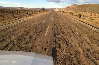 Legislatura pide incluir el arreglo de Ruta 25 en Presupuesto Nacional