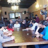 Choferes de taxis reclamaron el blanqueo de trabajadores del sector