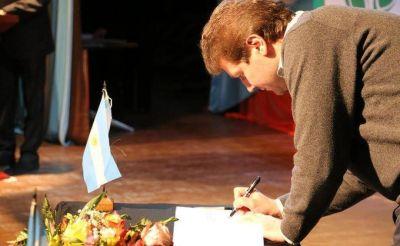 Melella le dirigió una carta al secretario General de la ONU Ban Ki-moon