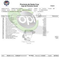 Jubilados provinciales: Carlos Zannini cobra 85 mil pesos en mano y Mario Metaza m�s de 30 mil pesos