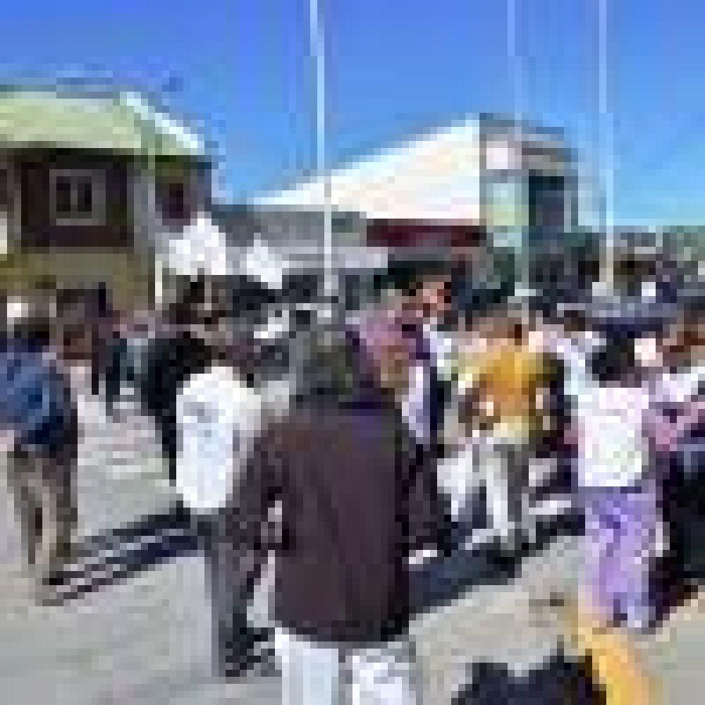 Docentes se manifestaron contra el Plan APRENDER