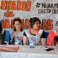 Mujeres estatales y de agrupaciones pol�ticas se unir�n en la marcha contra el femicidio