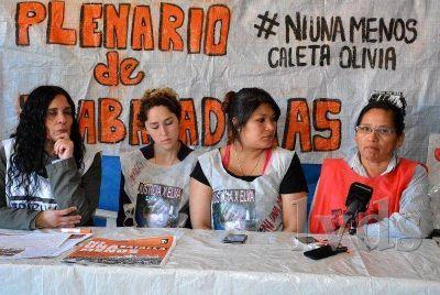 Mujeres estatales y de agrupaciones políticas se unirán en la marcha contra el femicidio