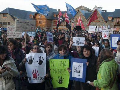Hay más de 700 causas por violencia de género en Bariloche