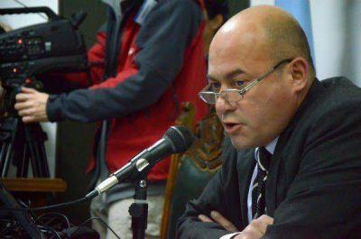 Aprueban juri para el juez Marcelo Muñoz