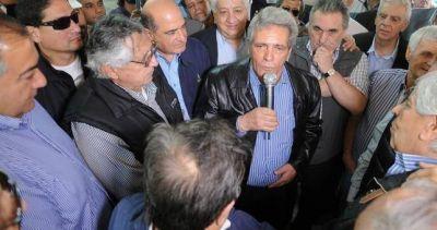 Para Acu�a, el Gobierno de Macri mostr� �perfil patronal�