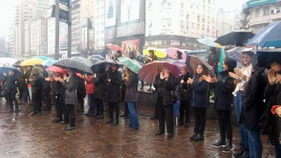 Comienzan las marchas contra los femicidios en todo el pa�s