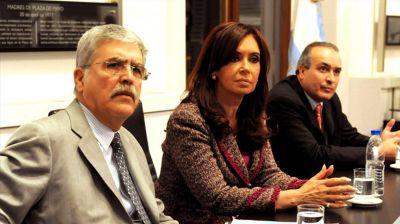 Rev�s judicial para Cristina Elisabet Kirchner y Julio De Vido