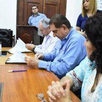 La Comuna firm� convenio con la Federaci�n Econ�mica de Formosa que beneficiar� a j�venes con discapacidad
