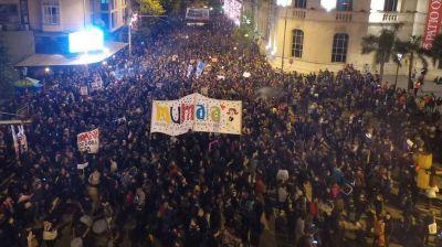 #NiUnaMenos: Córdoba dijo basta
