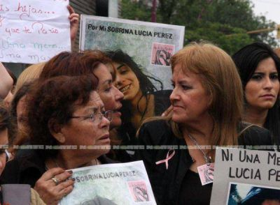 Masiva movilización provincial por la violencia contra las mujeres