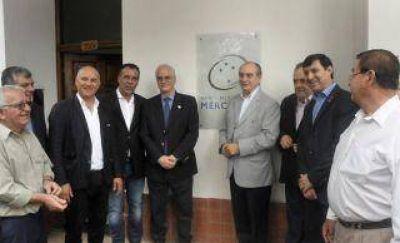 Jorge Taiana inauguró oficina del Parlasur para el Chaco