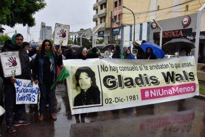 MiércolesNegro: en Santa Rosa, cientos marcharon contra los femicidios