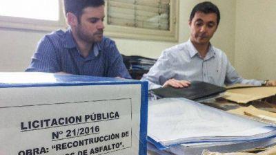Licitaron trabajos para reparar pavimentos en el Norte de la ciudad