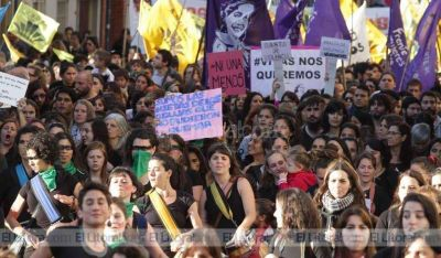 Santa Fe marchó para reclamar #NiUnaMenos