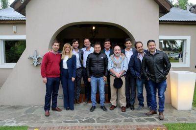 El Grupo Fénix se reunió previo a la cumbre de los 55