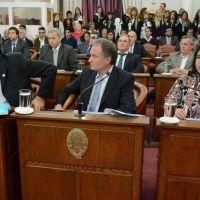 El Senado entrerriano habla de �discrecionalidad� en el Plan H�bitat y pide explicaciones a Frigerio