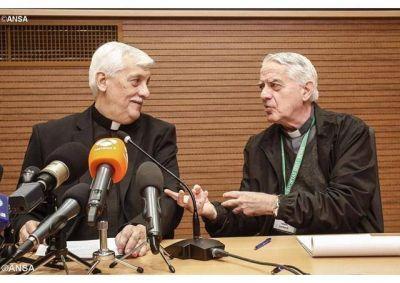 La elección de un padre General latinoamericano, un signo de sintonía con el pontificado de Francisco