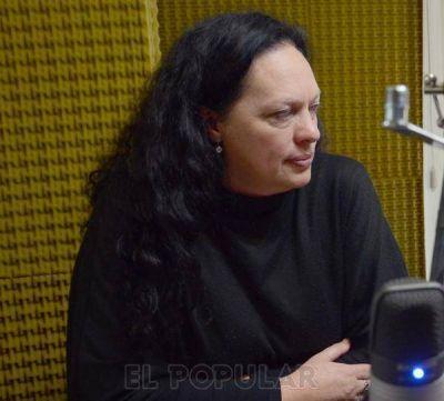 Andrea Hess dejó su cargo en Cultura municipal