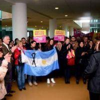 Alberto Rodr�guez Sa�: �Es un d�a de duelo y lucha�