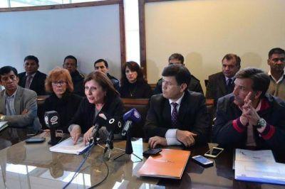 Anunciaron una importante serie de medidas en materia de seguridad y justicia