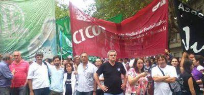 Recrudece el conflicto: Hay paro de ATE, Cicop y la AJB