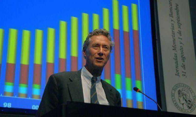 Un enviado del FMI se reunió con varios economistas de la Argentina