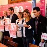 Esperan 7 mil personas para el marat�n contra el c�ncer de mama