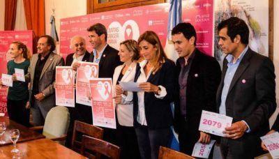 Esperan 7 mil personas para el maratón contra el cáncer de mama