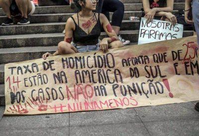 NiUnaMenos: diferentes países se acoplan al paro nacional de mujeres