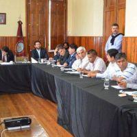 Zottos plante� al jefe de Gabinete las obras que son prioritarias para el norte