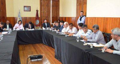 Zottos planteó al jefe de Gabinete las obras que son prioritarias para el norte