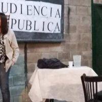 Audiencia p�blica: Hubo 43 exposiciones sobre la obra costera en Berazategui