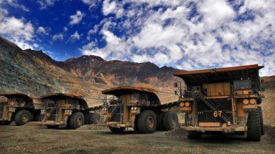 Minería: se viene el