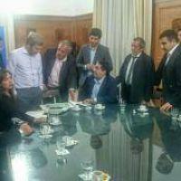 Ediles alfaristas piden a la Naci�n que interceda por $ 85 millones