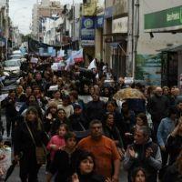 El grito contra las violencias machistas tambi�n se escuch� en la ciudad