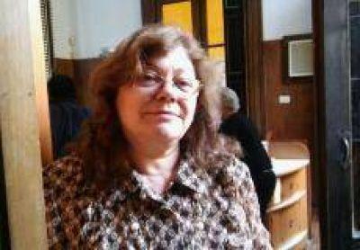 Patricia Rocca se fue del Frente Renovador y brindará apoyo a Salazar