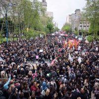 �Basta de femicidios�, el pedido de miles de mujeres en Mar del Plata