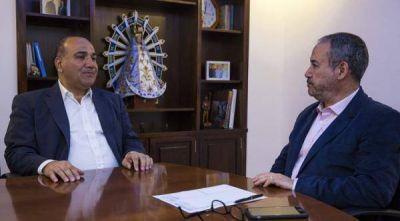 Manzur se reunió con el titular de la Sedronar para coordinar una agenda común de trabajo
