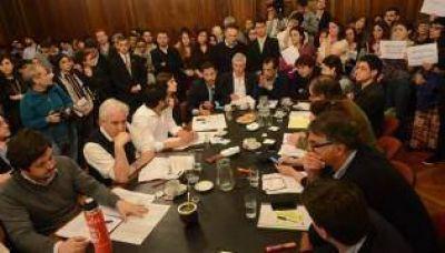 La ministra de Desarrollo Humano presentó el presupuesto 2017