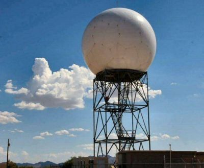 Por falta de fondos, no pueden instalar el radar meteorológico