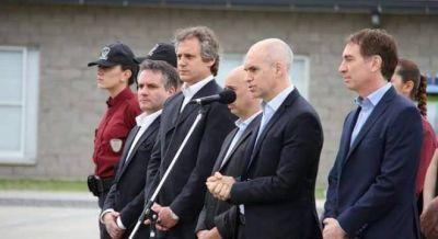 D'Alessandro suena para ser el jefe de la nueva policía de Larreta